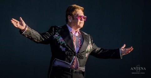 Placeholder - loading - Elton John lança fundo emergencial de 1 milhão para conter coronavírus