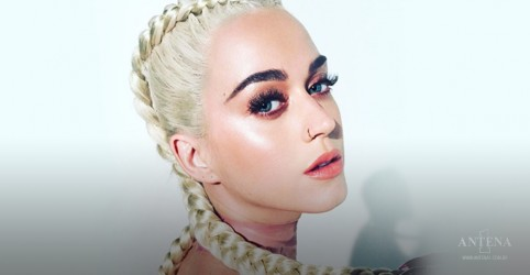 "Placeholder - loading - Katy Perry faz homenagem à filha em novo single ""What Makes a Woman"""