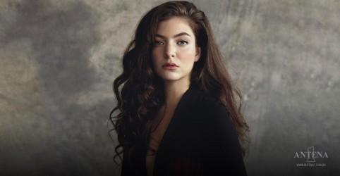 Placeholder - loading - Imagem da notícia Nova música de Lorde vindo em breve?
