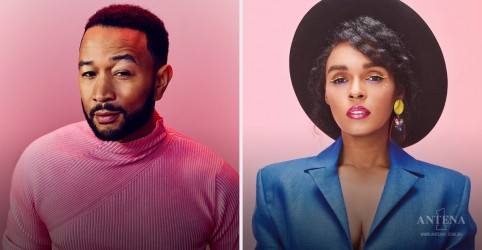 Placeholder - loading - John Legend e Janelle M. convocados para o Black Music Collective