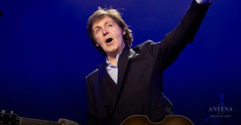 Paul McCartney anuncia show extra no Brasil