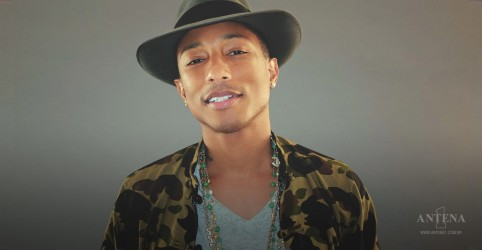 """Letter To My Godfather"", é a nova canção de Pharrell Williams"