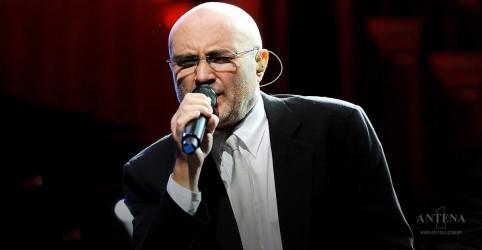 Placeholder - loading - Imagem da notícia Phil Collins é o artista da semana