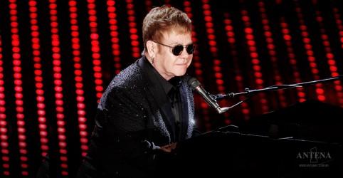 Elton John é o artista da Semana na Antena 1