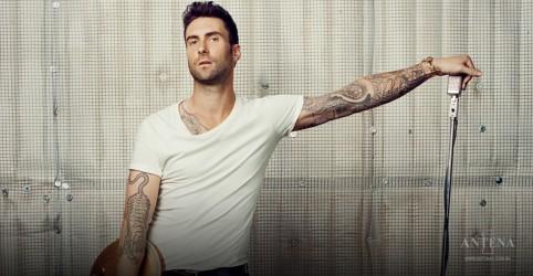 Maroon 5 é o Novo Artista da Semana!