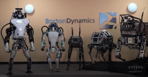 Conheça o robô que consegue correr como humanos