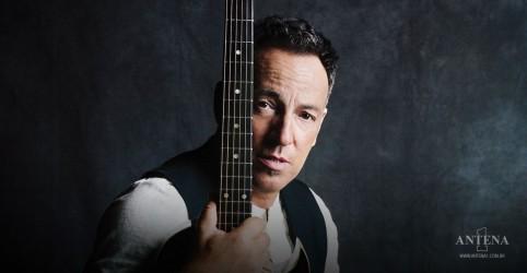 Placeholder - loading - Imagem da notícia Bruce Springsteen recebe o prêmio Woody Guthrie de 2021