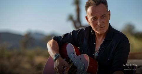 Placeholder - loading - Imagem da notícia Gerente de Bruce Springsteen resolve debate sobre Sways / Waves