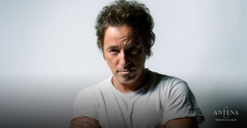Placeholder - loading - Imagem da notícia Bruce Springsteen dedica hit a Michael Gudinski