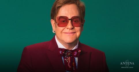 Placeholder - loading - Elton John realiza dueto com Rina Sawayama