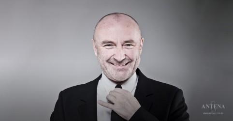 """Placeholder - loading - Phil Collins lança versões remasterizadas de seu terceiro álbum de estúdio, """"No Jacket Required"""""""