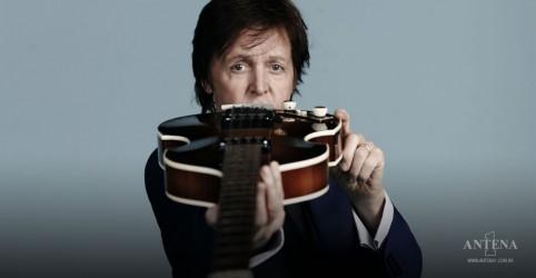 Placeholder - loading - Imagem da notícia Paul McCartney é o Artista da Semana
