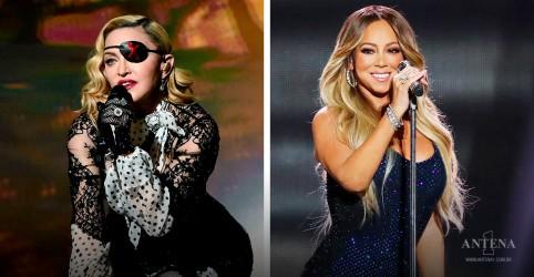 Placeholder - loading - Imagem da notícia Madonna, Mariah Carey e outros prestam homenagem a Ruth Bader Ginsburg