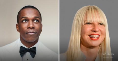 Placeholder - loading - Imagem da notícia Leslie Odom Jr. e Sia lançam nova versão de 'Cold'; ouça