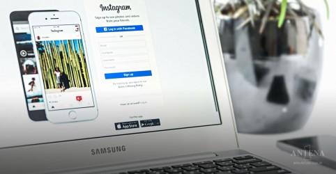 Placeholder - loading - Imagem da notícia Homem é vítima por mensagem no Instagram