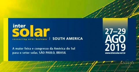 Saiba tudo o que vai rolar na Intersolar South America 2019