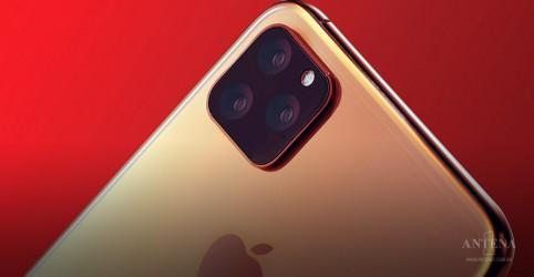 Novos iPhones são anunciados hoje