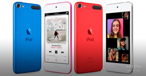 Apple apresenta novo modelo de iPod
