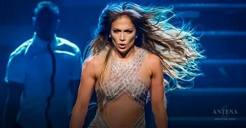 Placeholder - loading - Imagem da notícia Jennifer Lopez lança clipe com sua filha