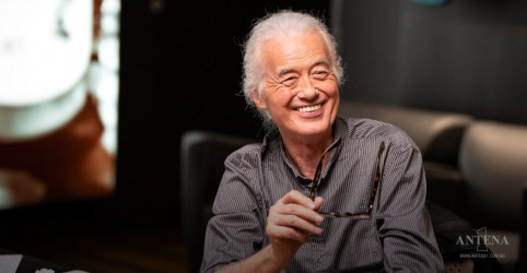 Placeholder - loading - Jimmy Page relembra como foi conhecer os Rolling Stones