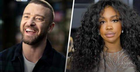 "Justin Timberlake e SZA lançaram o clipe de ""The Other Side"""