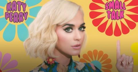 """Small Talk"", de Katy Perry, fala sobre relacionamento; ouça"