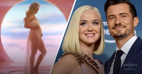 Placeholder - loading - Imagem da notícia Katy Perry anuncia gravidez em novo clipe