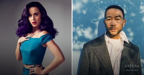 Placeholder - loading - Imagem da notícia Katy Perry e John Legend estarão na transmissão ao vivo 'In the House'