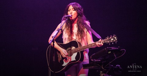 "Dona do hit ""Suddenly I See"", KT Tunstall, virá ao Brasil"