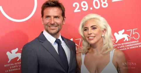 Placeholder - loading - Imagem da notícia Lady Gaga e Bradley Cooper podem fazer show juntos