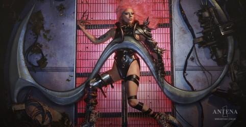 Placeholder - loading - Imagem da notícia Lady Gaga: Novo álbum 'Chromatica' já está disponível