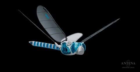 Conheça o maior robô inseto do mundo