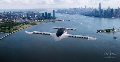 Placeholder - loading - Imagem da notícia Startup alemã apresenta o primeiro táxi voador do mundo