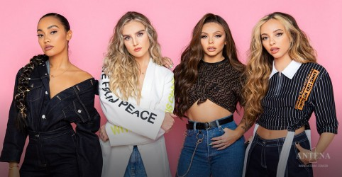 Placeholder - loading - Little Mix virá ao Brasil pela primeira vez