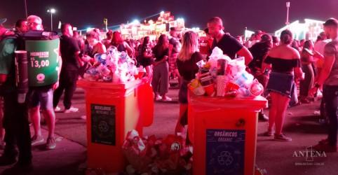 Placeholder - loading - Imagem da notícia Rock in Rio foi embora, 374 toneladas de lixo ficaram