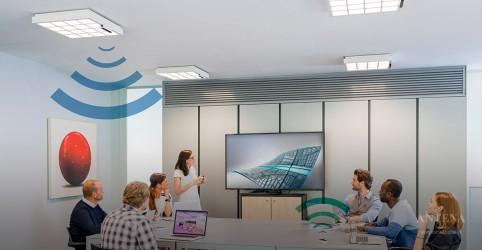 Novas Lâmpadas da Philips transmitem internet por meio da luz