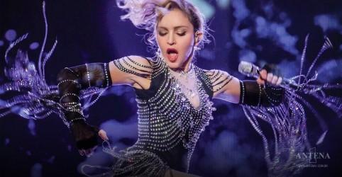 Placeholder - loading - Imagem da notícia Madonna cancela sua turnê por Coronavírus