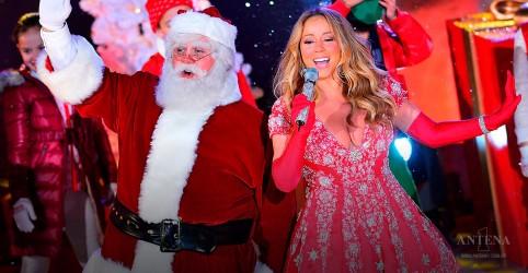 Placeholder - loading - Imagem da notícia Mariah Carey relançará disco natalino