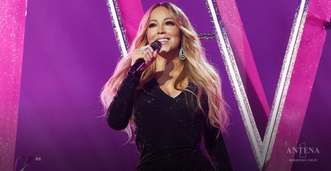 Mariah Carey relança All I Want For Christmas Is You