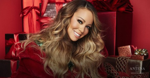 Mariah lança novo clipe de All I Want For Christmas Is You