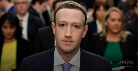 Placeholder - loading - Imagem da notícia Órgão americano investiga Facebook por suspeita antitruste