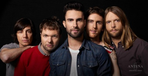 Música de Maroon 5 bate recorde por maior reinado em parada Adulto-Contemporânea