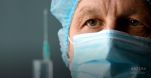 Placeholder - loading - Gripe espanhola originou o uso de máscaras cirúrgicas