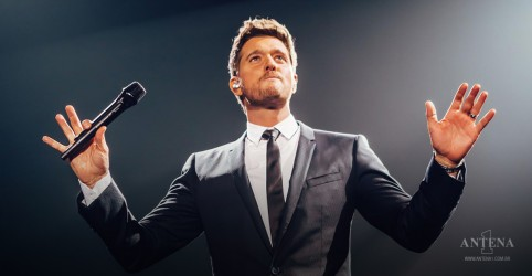 Michael Bublé confirma show no Fire Fight Australia