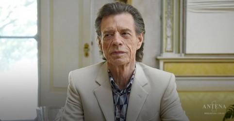 Placeholder - loading - Imagem da notícia Mick Jagger vai voltar a atuar!