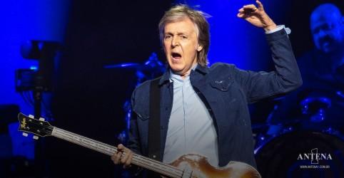 Placeholder - loading - Imagem da notícia Paul McCartney detalha as músicas apresentadas em seu próximo livro Lyrics