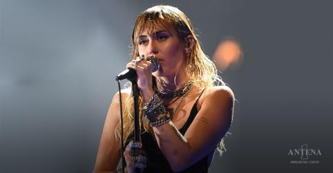 Miley Cyrus anuncia novo EP