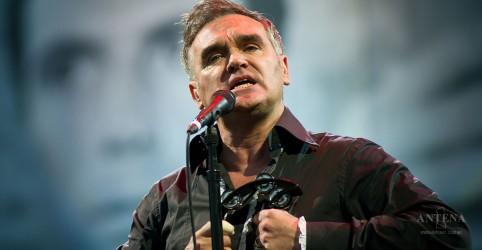 """Morrissey lança cover de """"It's Over"""", de Roy Orbison; ouça"""
