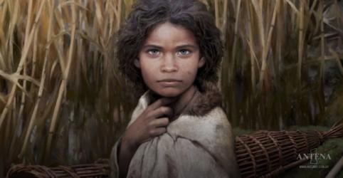 """Chiclete"" identifica mulher que viveu há 6 mil anos"