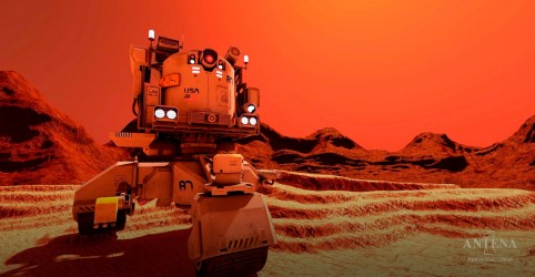 Cientistas tentam descobrir o que pode acontecer com o corpo humano no espaço